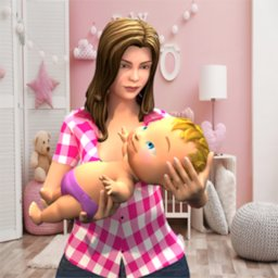 Image of Virtual Babysitter Baby Daycare Mother Simulator