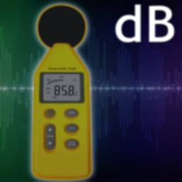 Image of Sound meter | Noise detector | Decibel detection