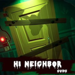 Image of Guide for Hi Neighbor Alpha