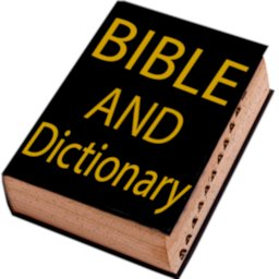 Image of Bible and Dictionary