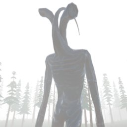 Image of SCP pipe head Forest survival