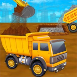 Image of City Construction Vehicles