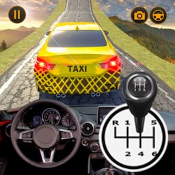 Image of Hill Taxi Simulator Games