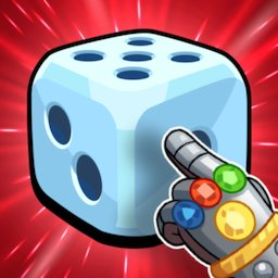 Image of Merge Neon Dice - Tower Defense, Random Dice Game