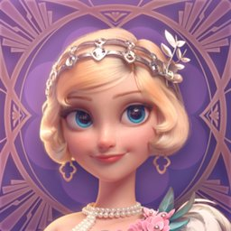 Image of Dress up! Time Princess