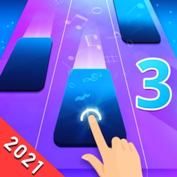 Image of Magic Piano Tiles 3