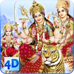 Image of 4D Maa Durga Live Wallpaper