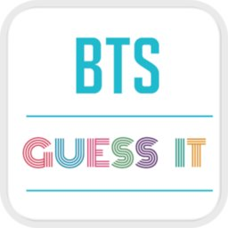 BTS Guess The Member icon