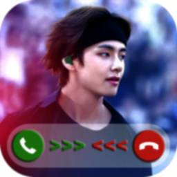 BTS V Kim Taehyung Call You Fake Call For Whatsapp
