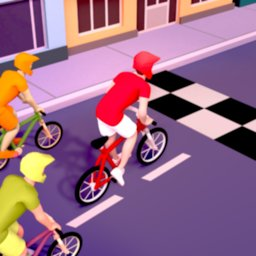 Image of Bike Rush