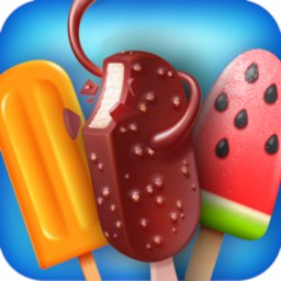 Image of Ice Cream Popsicle Factory Snow Icy Cone Maker