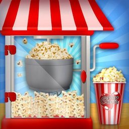 Image of Popcorn Maker Factory: Crispy Snack Cooking Games
