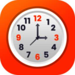 Image of Kids clock learning