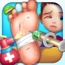 Foot Doctor icon
