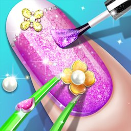 Image of 💅💅Princess Nail Makeup Salon