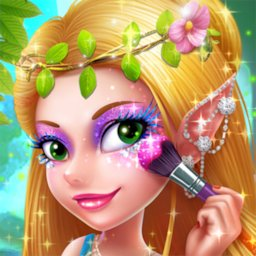 Image of 💜👸Makeup Fairy Princess
