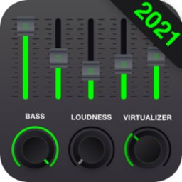 Image of Equalizer, Music Volume Booster, Bass Booster, EQ