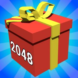 Image of Gift Merge: 2048 3D