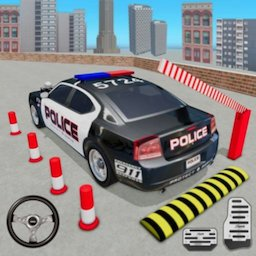 Image of Police Car Parking Simulator 2020