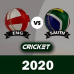Image of England vs South Africa 2020-21