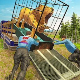 Image of Offroad Zoo Animal Simulator Truck