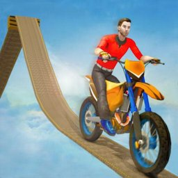 Image of Impossible Bike Track Stunt Games 2021