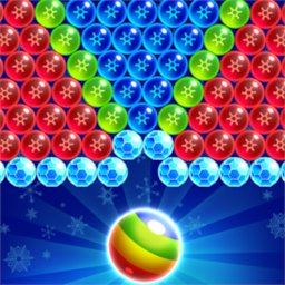 Frozen Pop Bubble Shooter Game icon