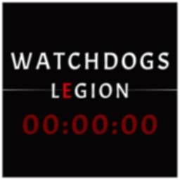 watch dogs legion of Countdown