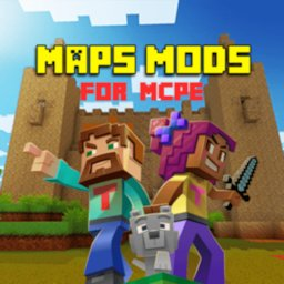 Image of Maps Mod for MCPE