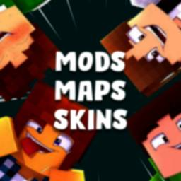 Image of Maps Skins and Mods for Minecraft