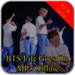 Lagu BTS Life Goes On Mp3 Offline Terlengkap