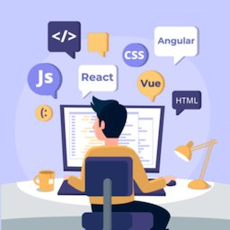 Learn Frontend Web Development, Learn Web Design icon
