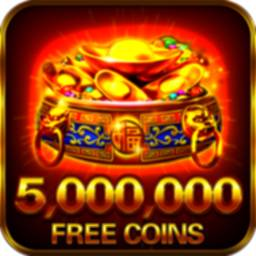 Crown Slots-Blackjack, free coins version