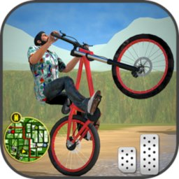 Mountain Bike Simulator 3D icon