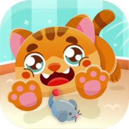 Image of Cute cat games for children from 3 to 6 years