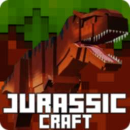 Image of Jurassic Craft Mod 2020