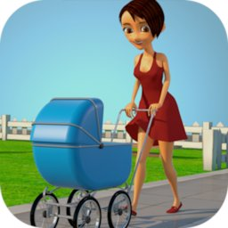Image of Mother Life Simulator Game