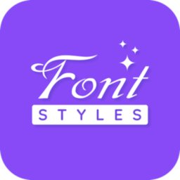 Font Style, Cool Text & Emoji icon