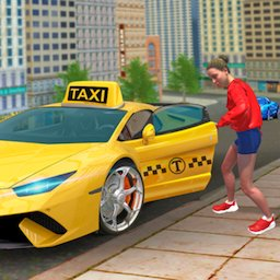 Image of City Taxi Driving Sim 2020