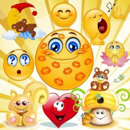 Image of 😊WAStickerApps emojis stickers for whatsapp
