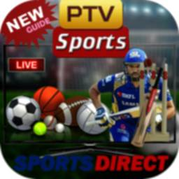 Image of PTV sports live stream