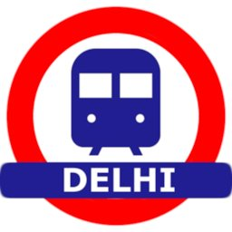 Image of Delhi Metro Route Map and Fare