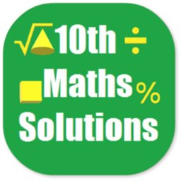 Image of Maths X Solutions for NCERT
