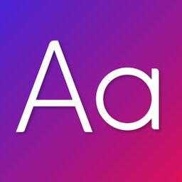 Image of Fonts Aa