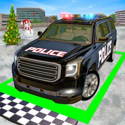 Image of Advance Police Parking