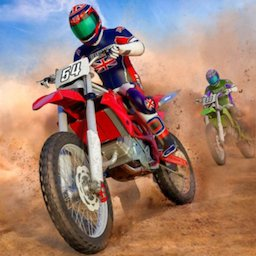 Image of Xtreme Dirt Bike Racing Off-road Motorcycle Games