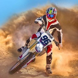 Motocross Dirt Bike Stunt Racing Offroad Bike Game