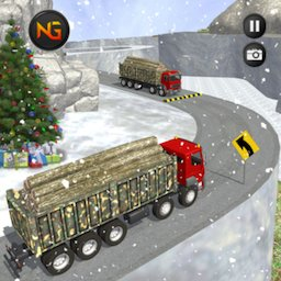 Image of US Army Cargo Transport Truck Driving Simulator