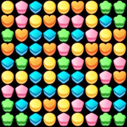Image of Bubble Blend - Match 3 Game