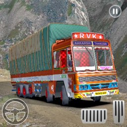 Indian Truck Cargo Game 2021 icon